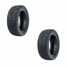 2 x Nankang 215 45 R  17 91W XL Street Compound Sportnex NS-2R Semi Slick Tyres