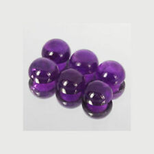 4mm 6pcs Round CABOCHON Cut Natural Purple Amethyst (c4-6)