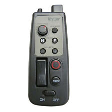 Vivitar 8 Button Remote Control fit Canon & Sony & other Camcorders W LANC RC800