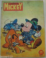 ¤ LE JOURNAL DE MICKEY n°299 ¤ 16/02/1958