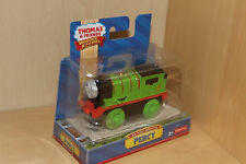 Thomas The Tank Engine Wooden Railway Train Battery Operated Percy