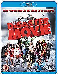 Disaster Movie (Blu-ray, 2009) - in shrink wrap (reused~) -Carmen Electra etc