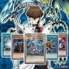 KAIBA'S STARTER DECK 23 | Blue-Eyes White Dragon Lord of D. Kaibaman | YuGiOh