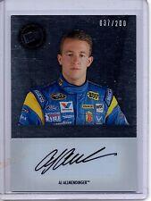 2011 Press Pass Authentics Auto AJ ALLMENDINGER /200 Autograph Premium Signature