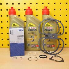 BMW R45 R50 R60 R65 R75 R80 R100 Mahle Ölfilter Öl Castrol Ventildeckeldichtung