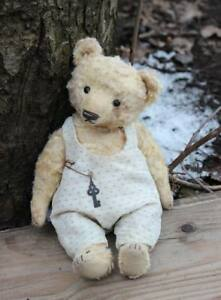 Sewing Pattern For 8 Inch Vintage Style Bear