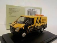 Model Van, Ford Transit - AA Van, 1/76 New