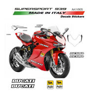 Kit adesivi Desmo per Ducati Supersport 939