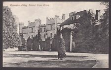 Postcard High Wycombe Buckinghamshire view of Wycombe Abbey School from Drive