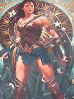 Wonder Woman Giclee Print Juan Carlos Ruiz Burgos Bottleneck Gallery Not Mondo