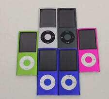 Bulk Lot of 6 Defective As-Is Apple iPod Nano 4th Gen A1285 Mp3 Players