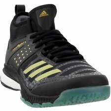 adidas Crazyflight X Mid  Casual Other Sport  Shoes Black Mens - Size 8 D
