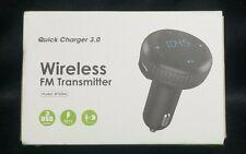 Wireless FM Transmiter 3.0, 2 USB BT69Q
