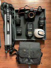 Canon EOS 80D 24.2 MP Digital SLR Camera - Black (Body Only), Lenses And Others