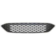 OEM NEW 2015-2019 Ford Focus Upper Grill Chrome & Black F1EZ8200BCP