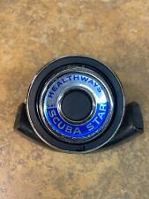 scuba regulator used