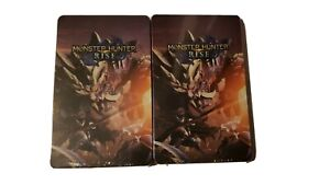 CAPCOM   Monster Hunter Rise Steelbook (Game not included - Case only)