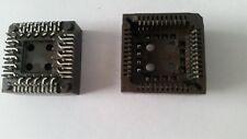 5 X 3M 8444-11B1-RK-TP SOCKET IC, PLCC, 44 WAY