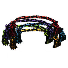"""MULTIPET - Nuts for Knots 2-Knot Jumbo Rope Dog Toy - 48"""" Long"""