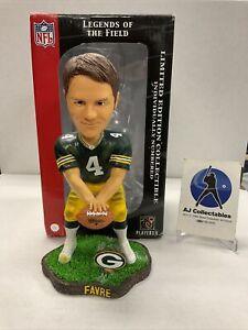 Brett Favre - Green Bay Packers Legends Of The Field LE /5000 BobbleHead FOCO