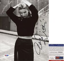 Pretty Annabelle Wallis Signed 8x10 The Tudors Fleming Peaky Blinders PSA/DNA