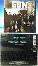Gun - Taking On The World (CD, 1989, A&M Records, Germany)