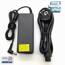 AS Adaptador Cargador para Packard Bell EasyNote W5 19V 4,74A *AS*