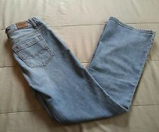 Tommy Hilfiger Women's Hope Jeans Stretchy Boot Cut Size 2A Blue Denim