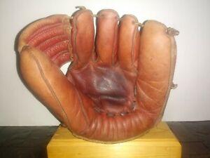 Vintage Montgomery Ward Joe Gordon Personal Model Youth Baseball Glove