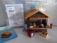 Playmobil Ergänzungen & Zubehör 6516 Sommercamp-Kiosk - Neu