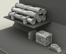 LEGEND 1/35 LF3D006 TOW Missile Rack set