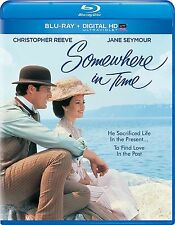 Blu Ray SOMEWHERE IN TIME. Christopher Reeve (1980). Region free. New sealed.