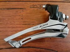 Shimano 105 FD5700 Braze On Double Front Derailleur. Excellent Condition!
