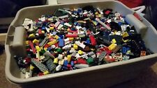 ** LEGO BY THE 1/4 POUND** every half pound gets a FREE Minifigure WOW
