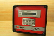 Syron DBA090-24 Double Blank Analyzer DBA09024