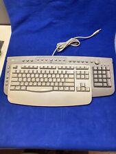 HP 6511-SU Multimedia Keyboard P/N: 5183-9960 with 2 Built-in USB Ports & Volume