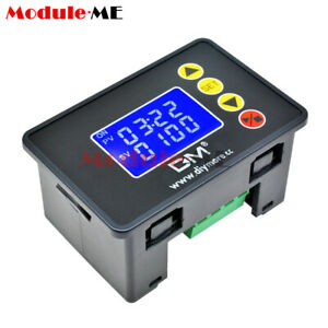 """DC 24V 20A 1.37"""" inch LCD Micr-computer Time Controller Timing Delay Module 480W"""