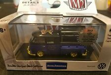 2017 M2 Machines Official Convention VW Double Cab Super Chase 1 of 252 HTF