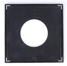 *NEW* Sinar Horseman Lens Board Copal #3
