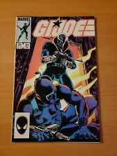 G.I. Joe A Real American Hero #31 Direct Market ~ NEAR MINT NM ~ (1985, Marvel)