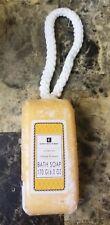 Enrich Bath & Body orange blossom bath soap on a rope