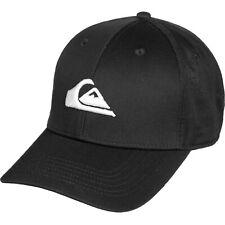 Quiksilver Decades Snapback Mens Cap Black Aqyha04002 Kvj0