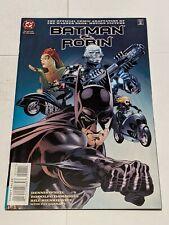 Batman & Robin #1 1997 DC Comics Official Movie Adaptation