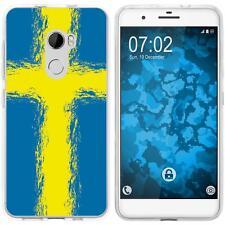 Case für HTC One X10 Silikon-Hülle WM Schweden M12 Case