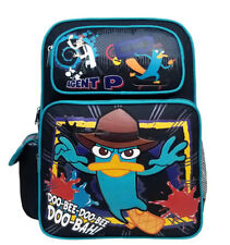 Phineas and Ferb  Agent P Large Backpack/School Bag for Kids Disney
