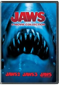 JAWS 3 -MOVIE COLLECTION (2PC) NEW DVD