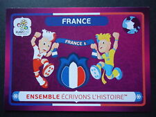 Panini 44 France Frankreich Maskottchen EM 2012 Poland - Ukraine