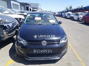 VOLKSWAGEN POLO 2012 VEHICLE WRECKING PARTS ## V001533 ##