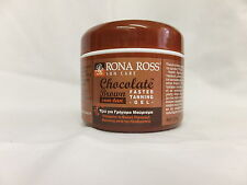 Rona Ross Chocolate Brown Fast Tanning Gel  SPF 2 (150ml)  EXPRESS P&P