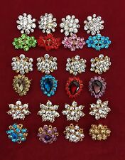 New Brooch,Hijab, Scarf, Abaya, Hat Pins Set Of 12 Pc Different Design Just For